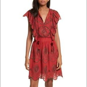 Sea NY Eyelet Dress